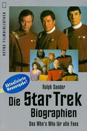 Die Star Trek Biographien