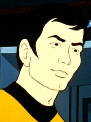 Hikaru Sulu 2270