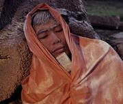 Hikaru Sulu suffering from hypothermia