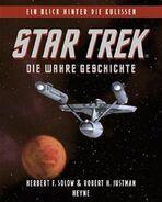 Inside Star Trek German solicitation cover