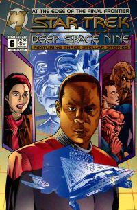 Malibu Comics DS9 06