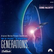 Star Trek Generations soundtrack