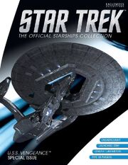 Star Trek Official Starships Collection Issue SP3
