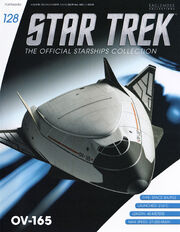 Star Trek Official Starships Collection issue 128