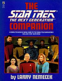 Star Trek The Next Generation Companion E1