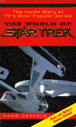World of Star Trek Virgin Books cover