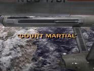 1x14 Court Martial title card