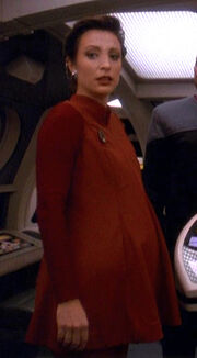 Bajoran maternity uniform