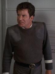 Kirk in Felduniform