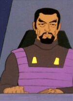 Klingon Elysian councilor