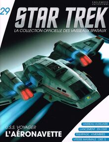 La collection officielle des vaisseaux spatiaux SSS-FR-078-M