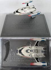 Official Star Trek Fan Club Starships