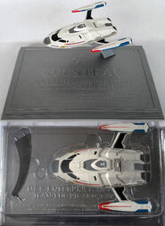 Official Star Trek Fan Club Starships