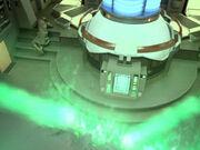 Plasmaleck Maschinenraum Defiant