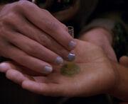 Poison handshake