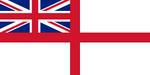 Royal Navy white ensign