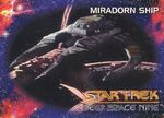 Star Trek Deep Space Nine - Season One Card075