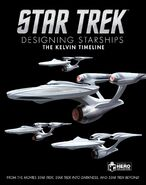 Star Trek Designing Starships The Kelvin Timeline MM Ed