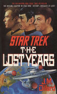 The Lost Years paperback cover