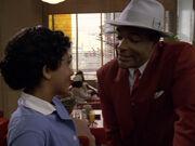 Willie Hawkins flirtet mir Cassie