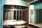 Enterprise-D transporter room under construction