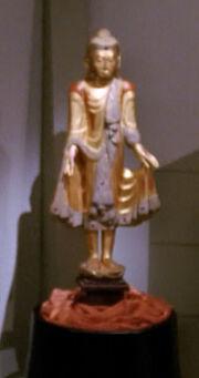 Fajos Buddha statue