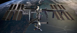 ISS model, ENT opening credits