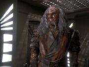 Kor besucht Worf
