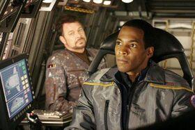 Riker et Mayweather