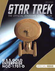Star Trek Official Starships Collection issue SP20