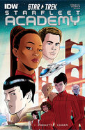 Star Trek Starfleet Academy, issue 1