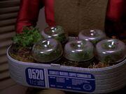 Starfleet Materiel Supply Command tray