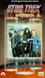 TOS vol 12 UK VHS cover