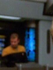 Taktischer Offizier der USS Voyager (2373)