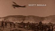 WW1 battle scene in ENT MU opening titles