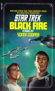 Black Fire cover, reprint