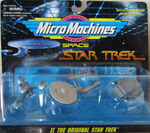 Galoob Star Trek MicroMachines no.66101e