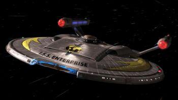 ISS <i>Enterprise</i>