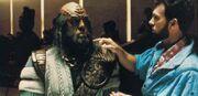 Klingon Ambassador makeup