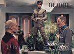 Star Trek The Next Generation - Season Three Trading Card 264