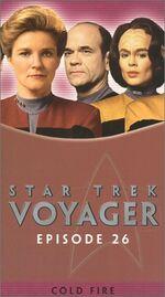 VOY 26 US VHS