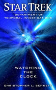 Watching the Clock solicitation cover August 2010