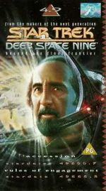 DS9 4.9 UK VHS cover