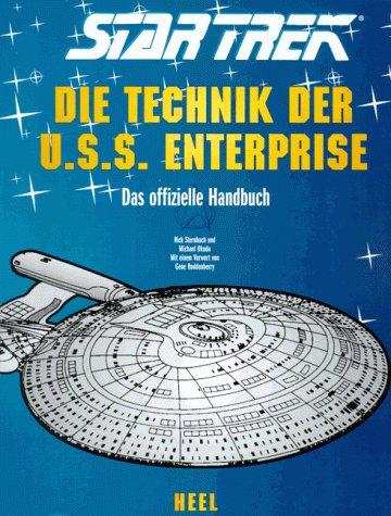 Die Technik der USS Enterprise Cover