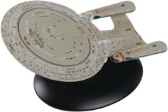 Eaglemoss 1 Enterprise-D
