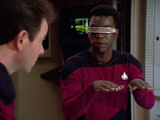 LaForge describes escape attempt