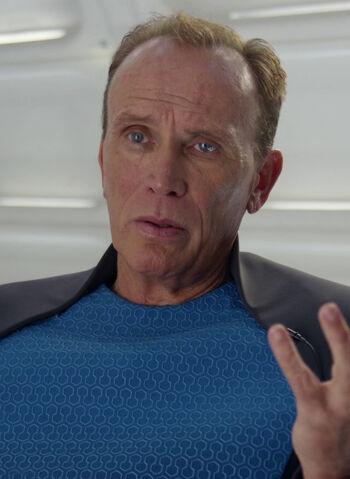 Peter Weller as John Frederick Paxton