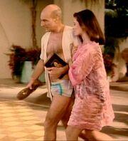 Picard with horgahn