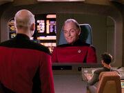 Robert DeSoto and Picard
