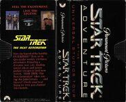Star Trek Adventure VHS Hollywood venue